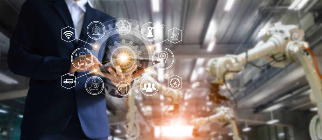 Smart Building Technology & IoT in the manufacturing industry